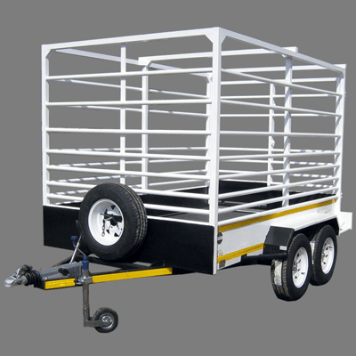 Cattle 2.3 Ton Trailer for sale